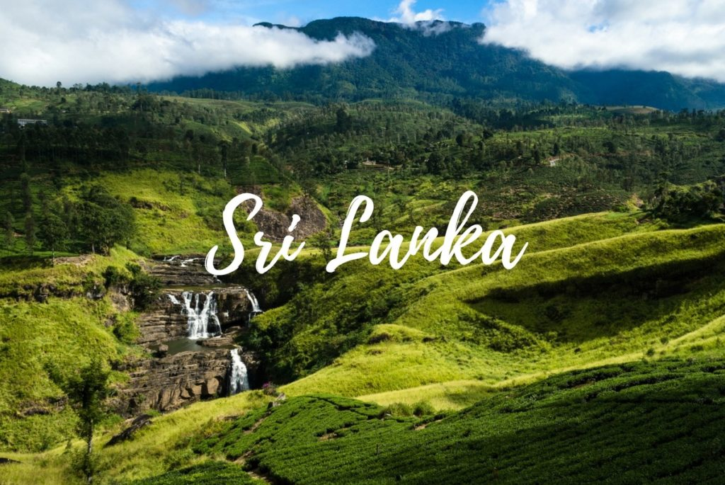 Sri Lanka, here we come!