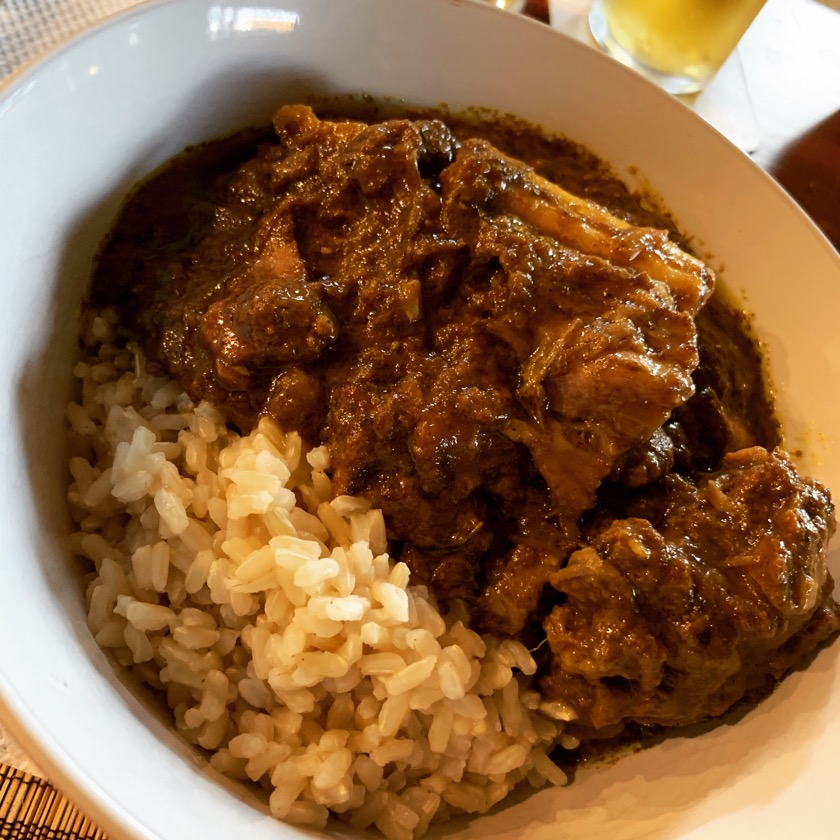 Madras Goat Curry
